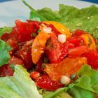 Summer Tomato Salad (Serves Two)