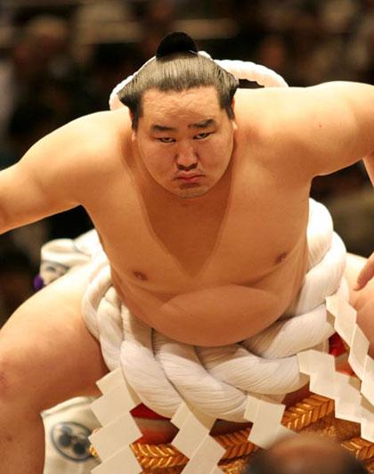 Fat Black Sumo